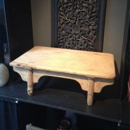 Antiek chinees tafeltje
